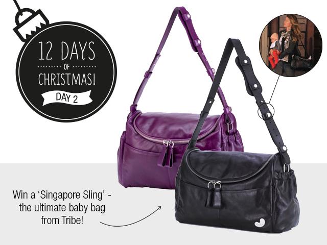 Singapore Sling | Tribe Bags | HoneyKidsAsia