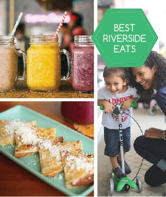 Best kid-friendly restaurants on the river