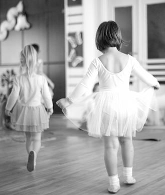 Classes for tiny dancers!