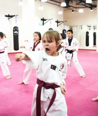 10 martial arts classes for kids