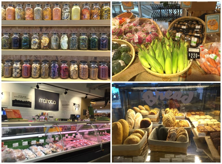 Where to shop organic in Singapore - Mahota