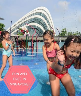 Singapore on a Spend Cleanse