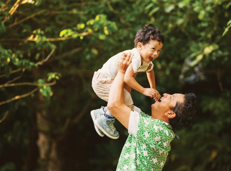 Singapore's best family photographers Bambini Photography