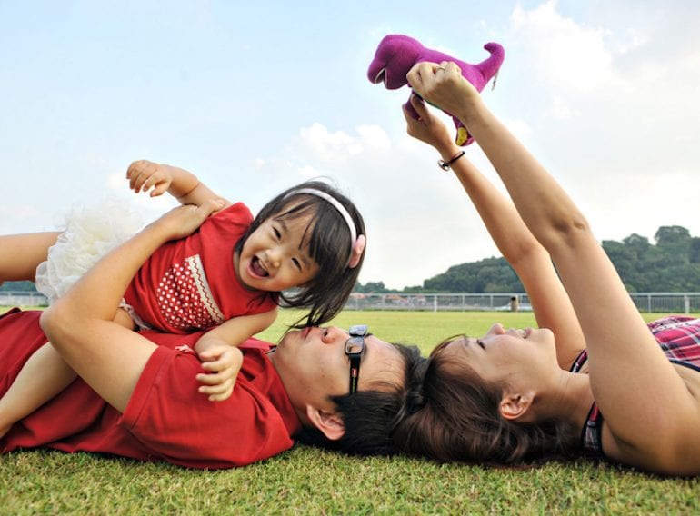 Singapore's best family photographers: The Family Man