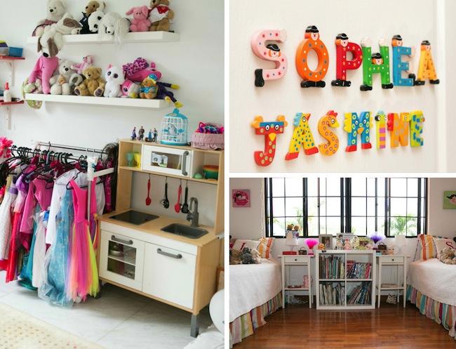 4 Kids bedroom