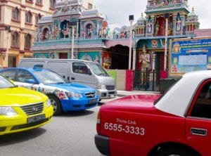 taxi travel Singapore best car seats for kids