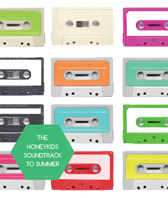 The HoneyKids soundtrack to summer