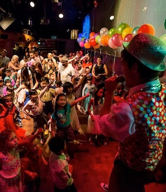 ZouKiDisco – the daytime dance party for kids!