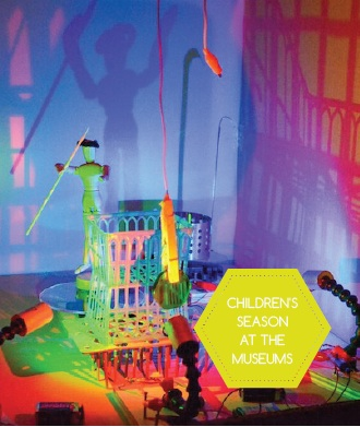 Our pick of Children's Season at the museums