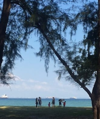 Why families love East Coast Park