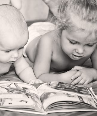 Our fave books for babies and toddlers
