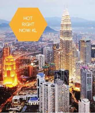 Why families love Kuala Lumpur