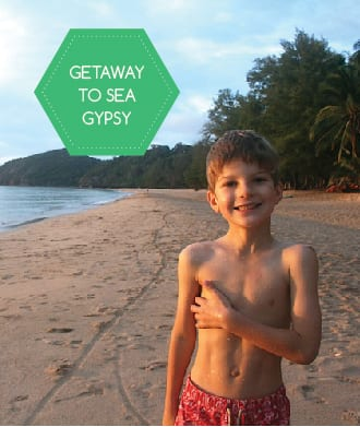 A rustic island escape with the kids to Sea Gypsy, Sibu, Malaysia