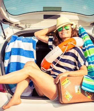 Mums on vacay: the summer holiday fashion kit
