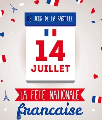 Celebrating Bastille Day in Singapore