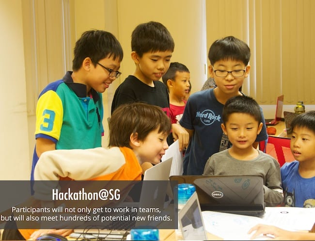 Dating hackathon singapore