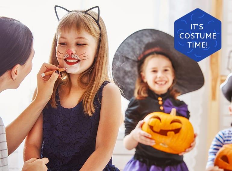 Where to buy Halloween costumes in Singapore HoneyKids Asia