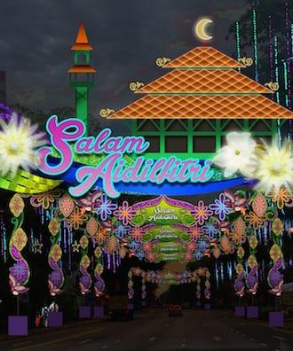 All about Ramadan and Hari Raya in Singapore
