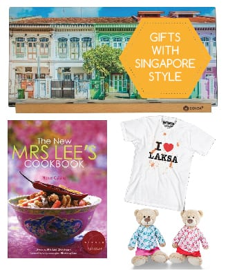 Gifts with Singapore Style