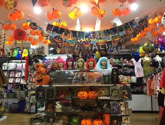 halloween for kids singapore