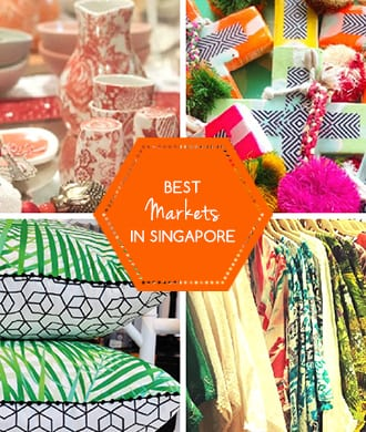Best markets in Singapore