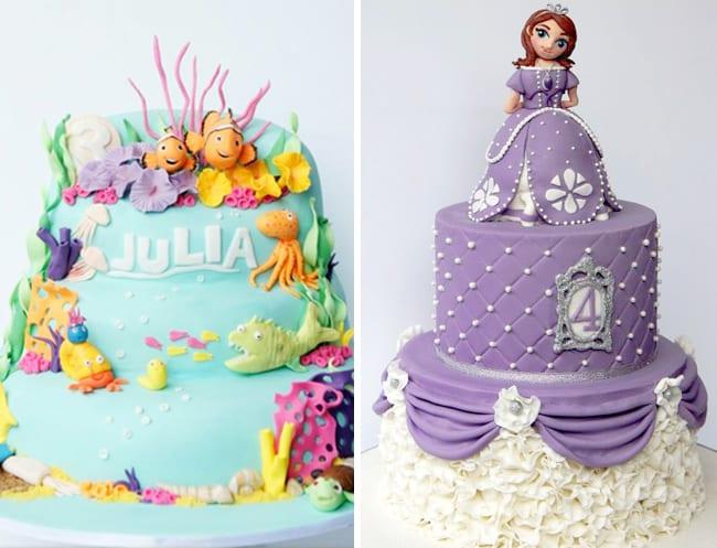 fondant birthday cakes singapore