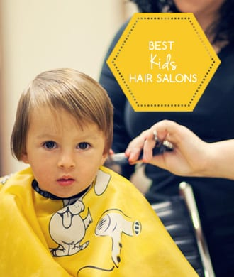 Where to get your kid's hair cut in Singapore