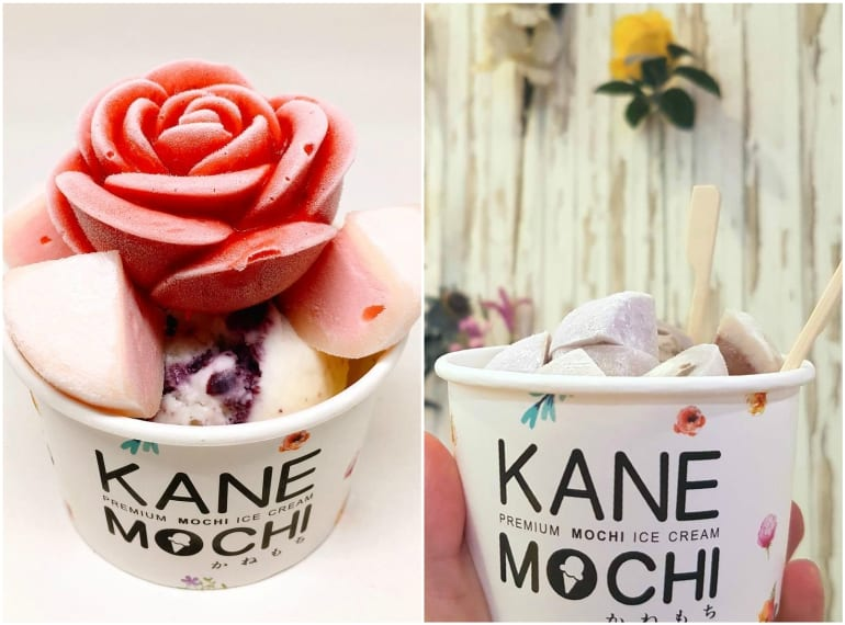 Kane Mochi Honeykids Asia ice cream places in singapore