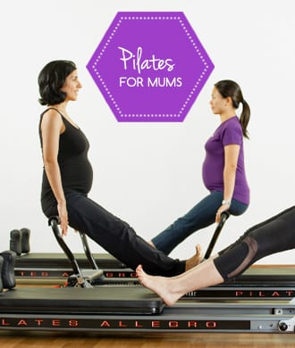 The best Pilates classes in Singapore for mums