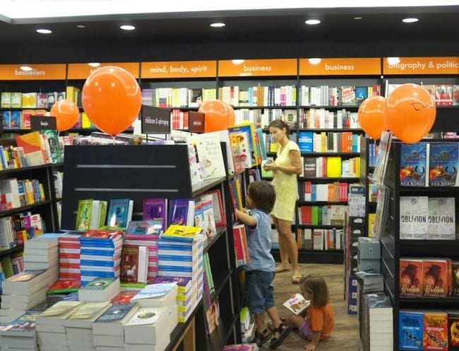 Times | Bookstores in Singapore