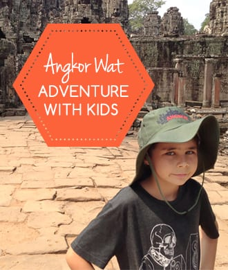 An Angkor Wat adventure with kids