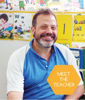 Behind the scenes at White Lodge preschool: meet the teacher