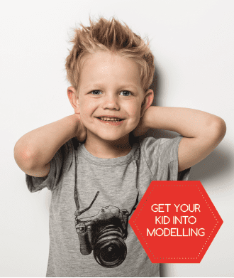 How to get your kid into modelling or acting in Singapore