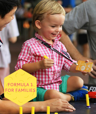 Family-friendly guide to F1