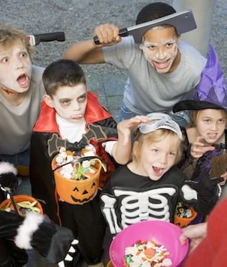 Trick or treating tips for parents!