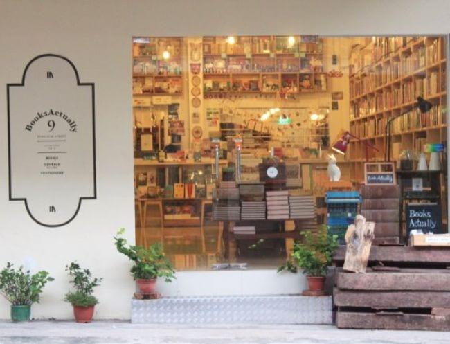 BooksActually | Bookstores in Singapore