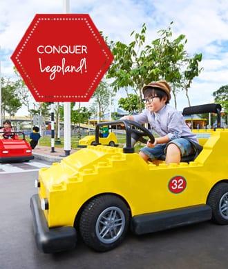 Guide to Legoland Malaysia