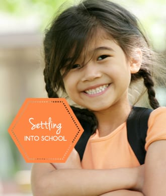 Help your child to settle into a new school