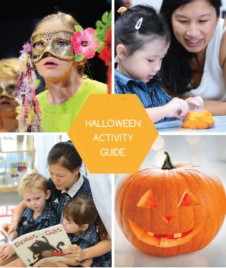 Fun Halloween activities that help toddlers learn!