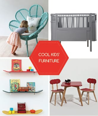 The coolest kids' furniture in Singapore