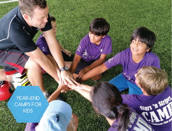Sport4Kids holiday camps