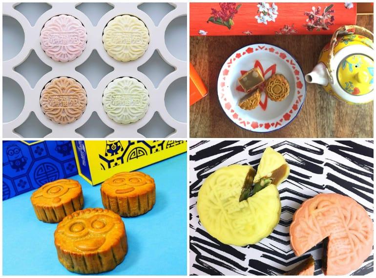 Mooncakes Mid Autumn F