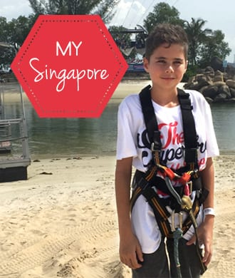 A 13-year-old's guide to Singapore