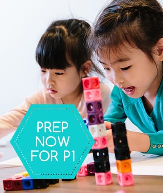 Boost your child's learning before P1 with The Learning Lab's P1 Intensive Headstart Program