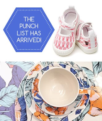 Join us at a fabulous shopping event as The Punch List launches!
