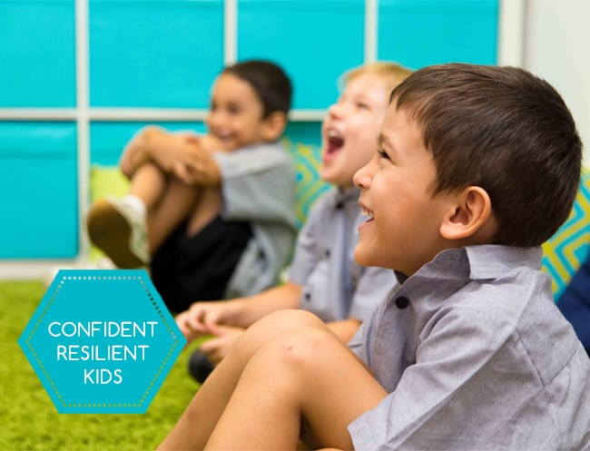 Students at Avondale Grammar School, Singapore benefit from Positive Education and the innovative Bounce Back program