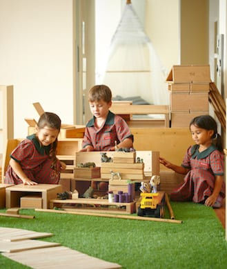 Get an insider's view into EtonHouse International Pre-school!