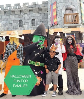 Fangtastic Halloween events for the family