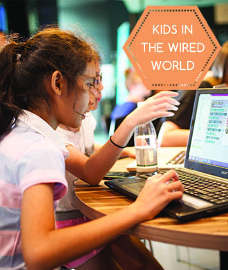 Raising kids in the wired world: hear from the experts