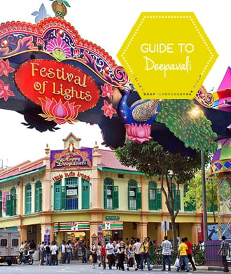 A family guide to Deepavali